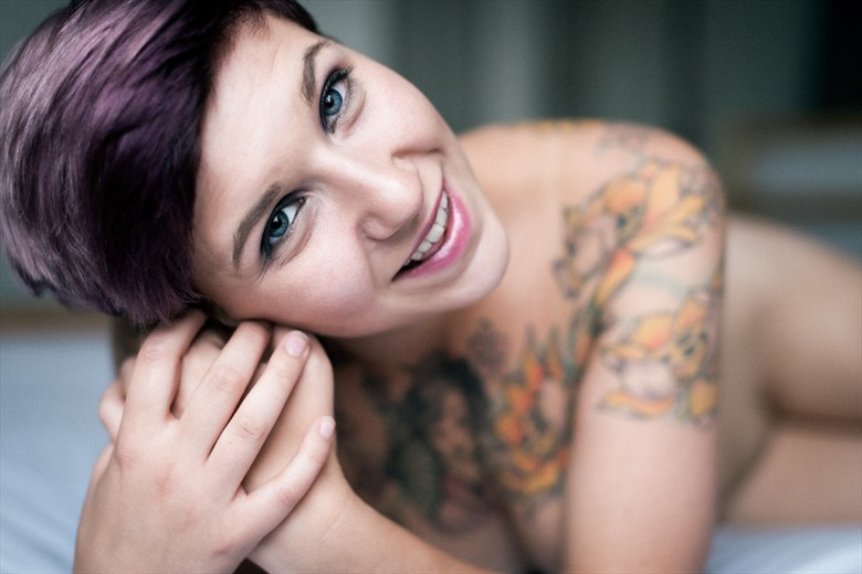 Artistic Nude Tattoos Photo by Photographer Sparkman