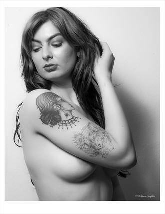 Artistic Nude Tattoos Photo by Photographer WolfMan Graphics