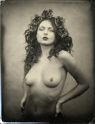 Artistic Nude Vintage Style Photo by Model AnastasiaA