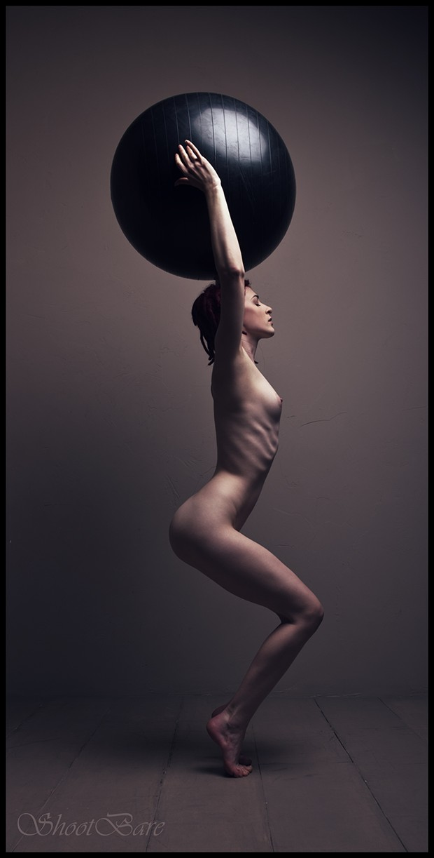Artistic Nude Vintage Style Photo by Photographer Provoculos