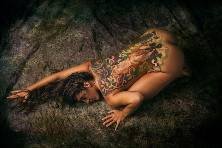 Artwork Artistic Nude Photo by Photographer Fischer Fine Art