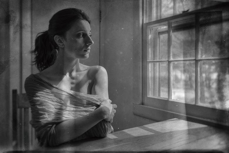 As we draw Portrait Artwork by Photographer Domingo Medina