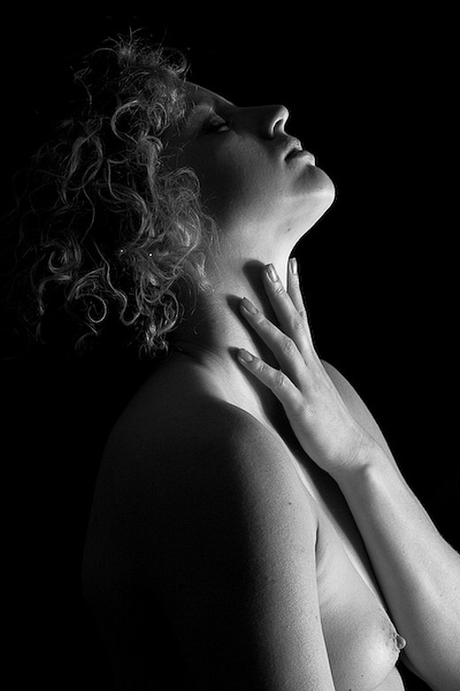 Ascending Expression Artistic Nude Photo by Photographer KMPA