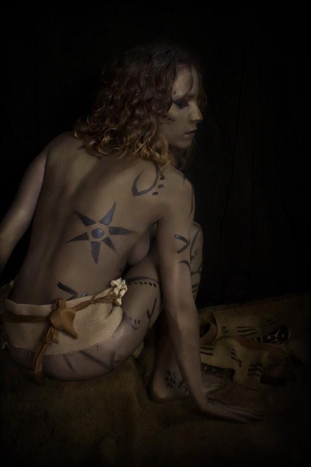 Ashante I Artistic Nude Photo by Photographer Jos%C3%A9 M. Mendez