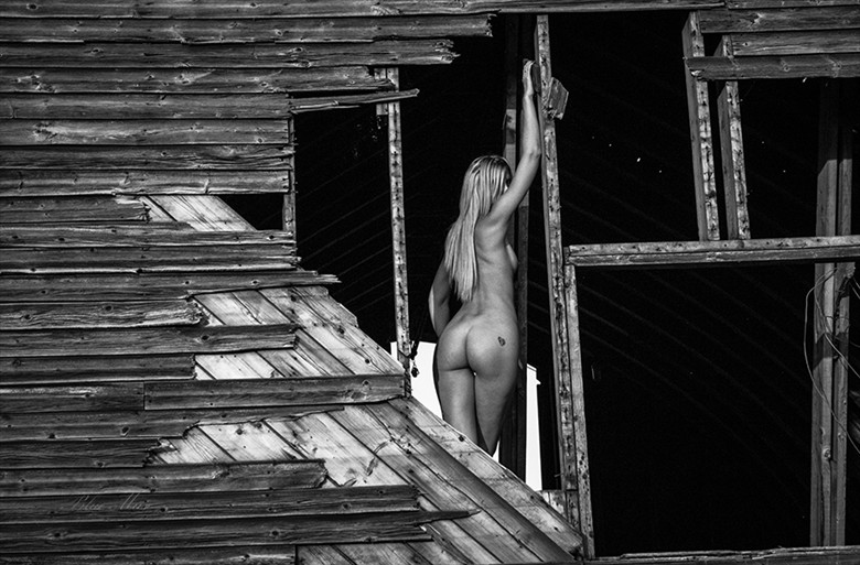 Ashes To Ashes Artistic Nude Photo by Photographer Blue Muse Fine Art