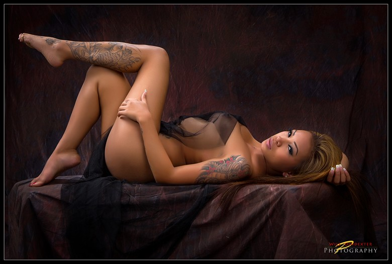 Ashley Artistic Nude Photo by Photographer EroArtistic Images