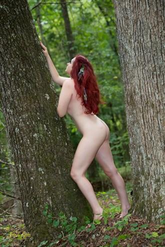 Ashley Indigo Nude in Nature by JohnRyba.com Artistic Nude Photo by Model Ashley Indigo