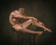 Asian chair Artistic Nude Photo by Photographer Fischer Fine Art