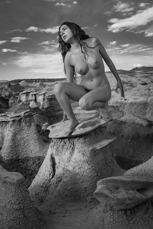 Aspire Artistic Nude Photo by Photographer Inge Johnsson