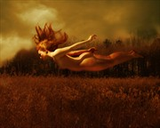 Astral Body Artistic Nude Artwork by Photographer Thomas Dodd