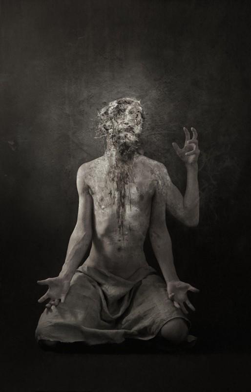 Asura Horror Artwork by Artist Nihil