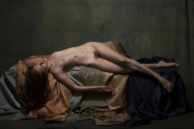 At Rest Artistic Nude Photo by Photographer milchuk