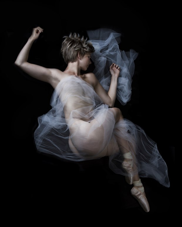 At Rest Implied Nude Photo by Photographer milchuk