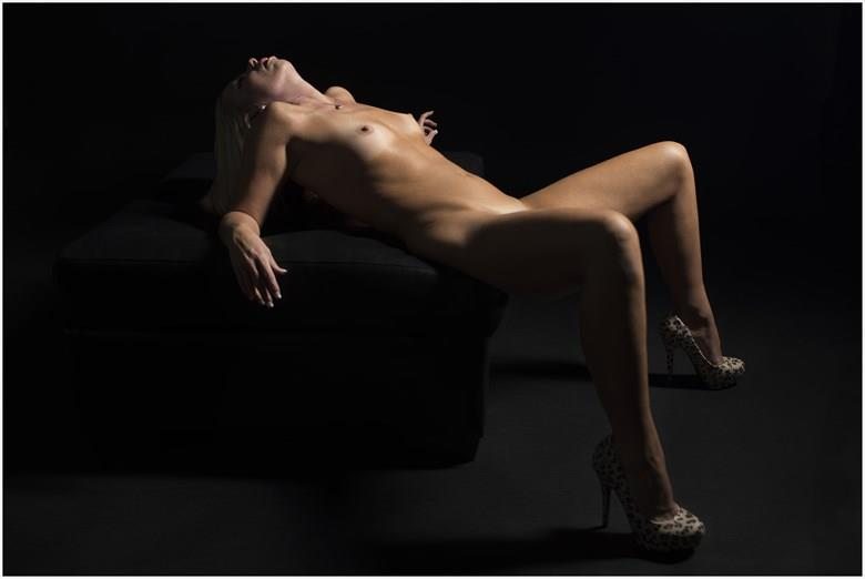 At the Edge Artistic Nude Photo by Photographer Tommy 2's