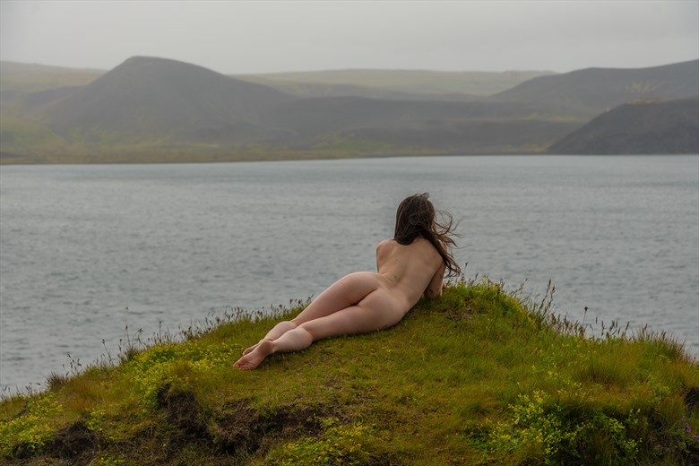 At the edge Artistic Nude Photo by Photographer Dan West