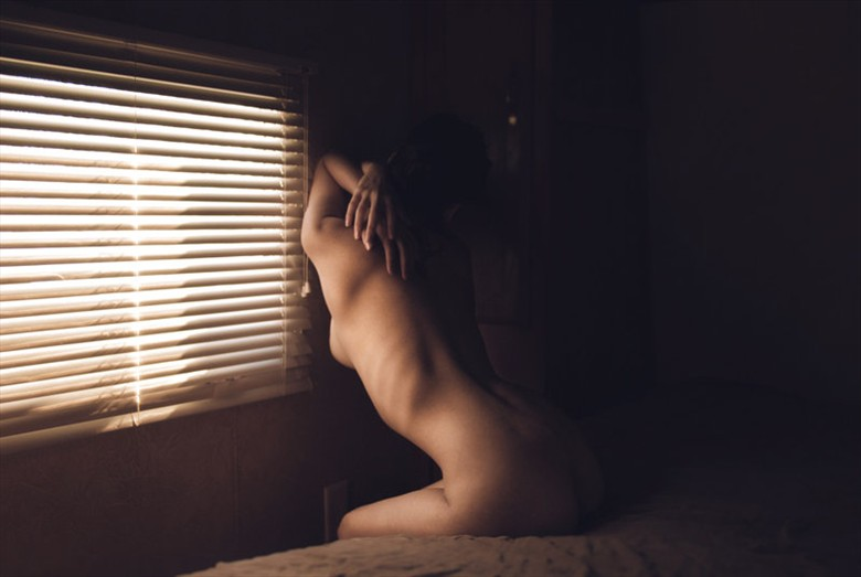 At the end of the day Implied Nude Photo by Model S nia