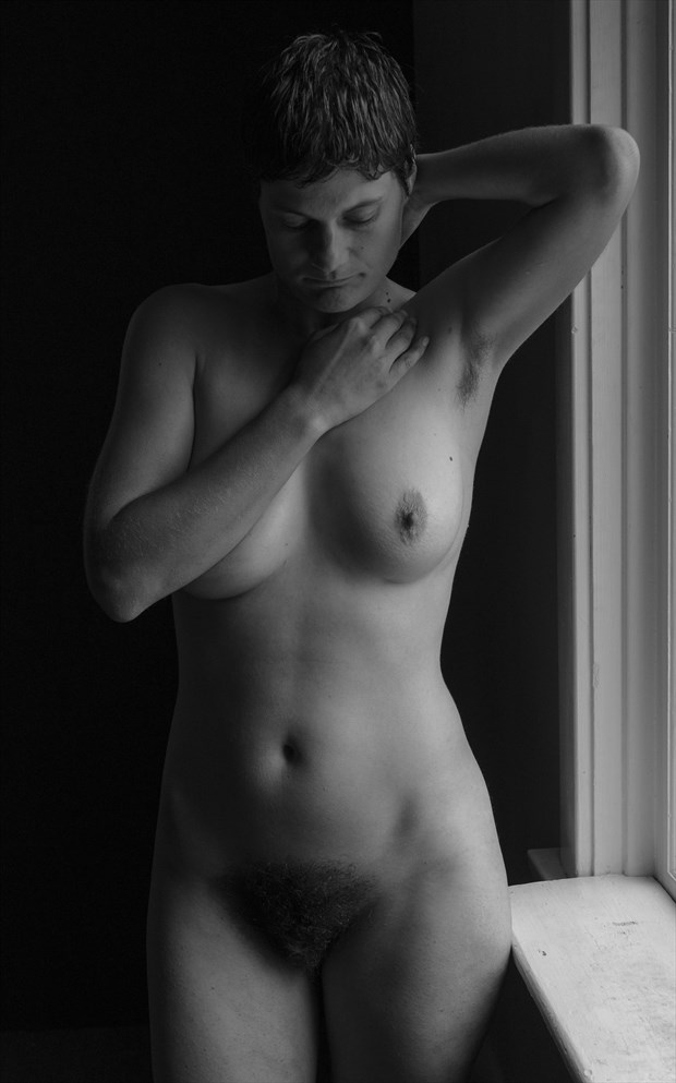 At the window Artistic Nude Artwork by Photographer Positively Exposed Photography