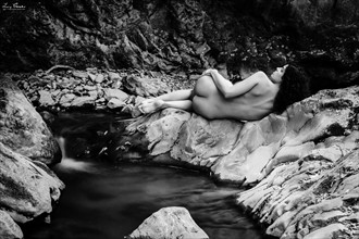 AubeClaire and the source Artistic Nude Photo by Photographer Luigi Prearo
