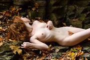Auburn Light II Artistic Nude Photo by Model Liv Sage