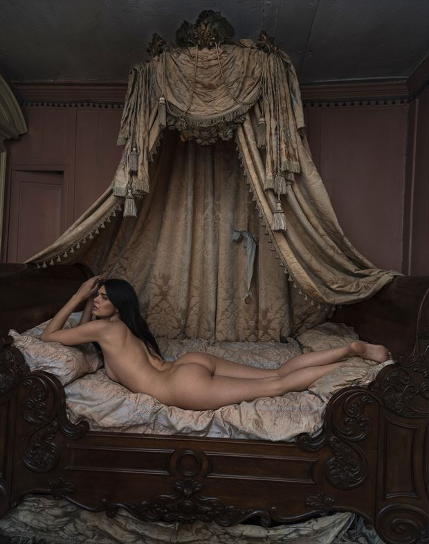 Auguries of Innocence Artistic Nude Photo by Photographer Miguel Soler Roig