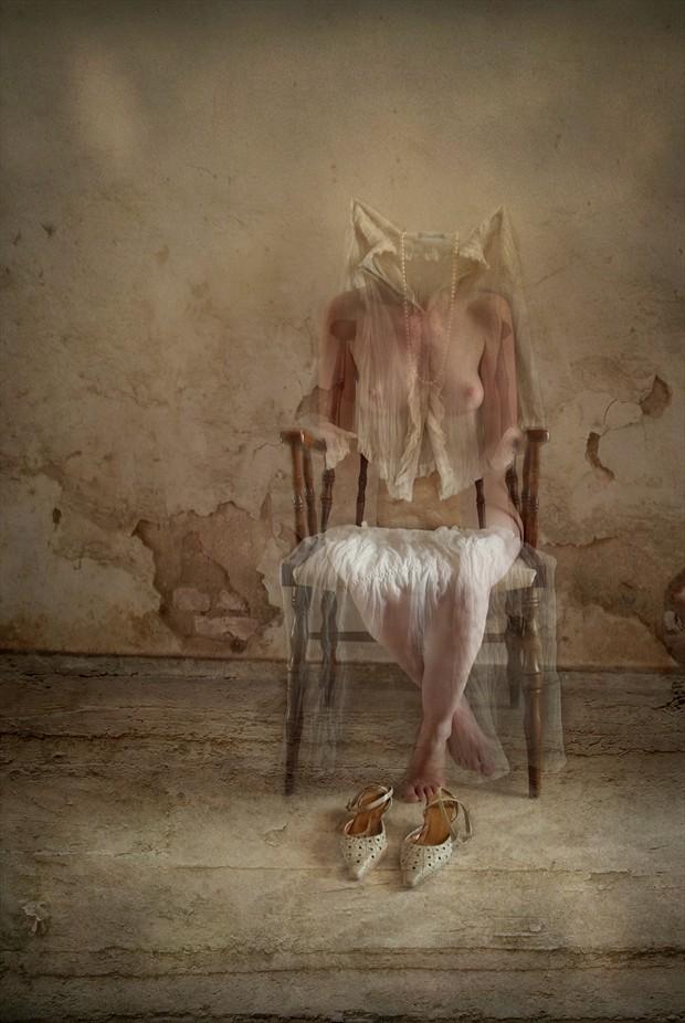 Ausencia Artistic Nude Photo by Photographer Jos%C3%A9 M. Mendez