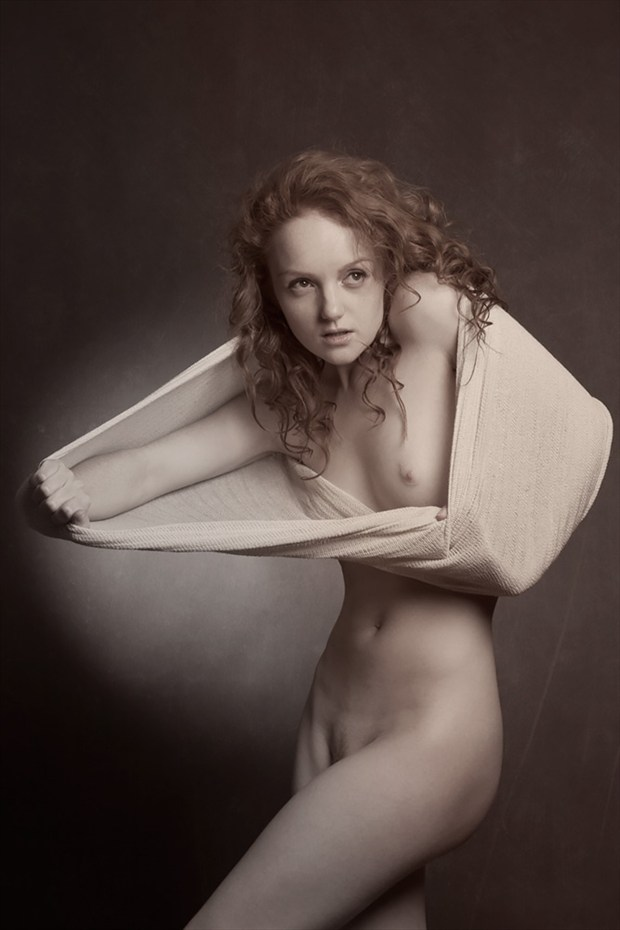 Autumn Artistic Nude Photo by Photographer Mick Waghorne