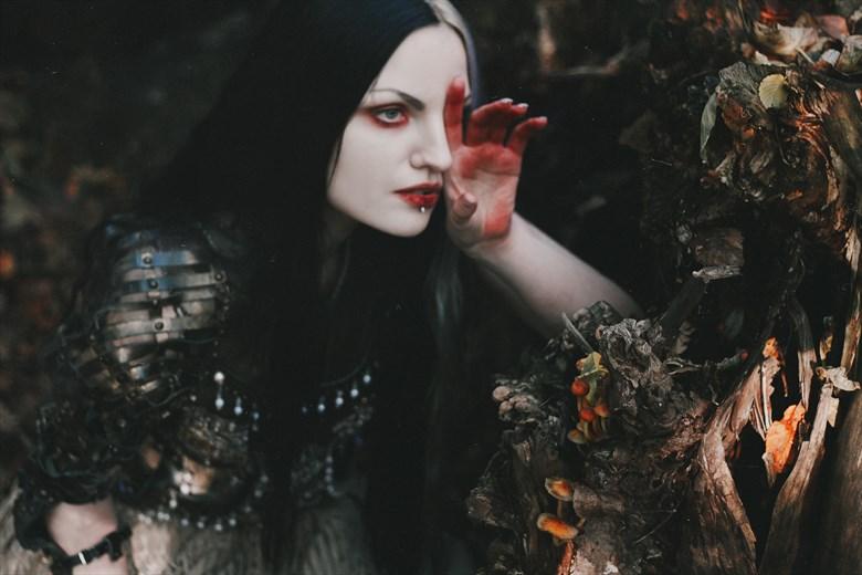 Autumn is terminally ill Horror Photo by Photographer Natalia Drepina