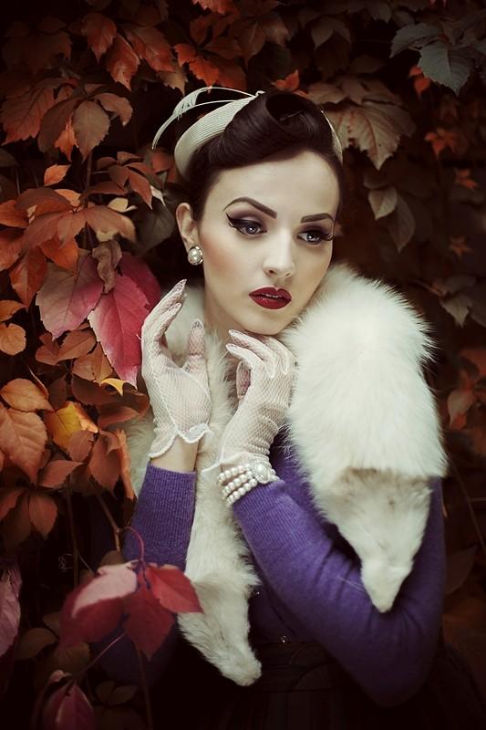 Autumn memories Pinup Photo by Photographer Maja Topcagic