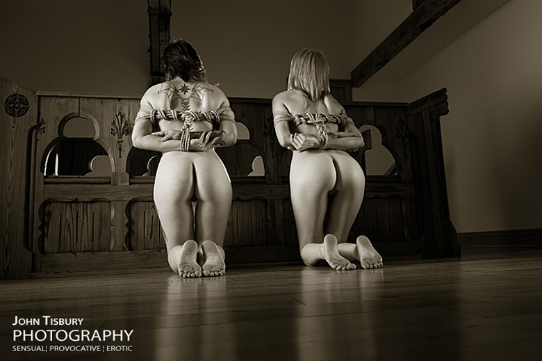 Awaiting our fate Lesbian Photo by Photographer John Tisbury