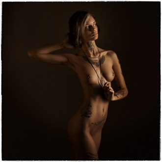 B2 Artistic Nude Photo by Photographer eosos