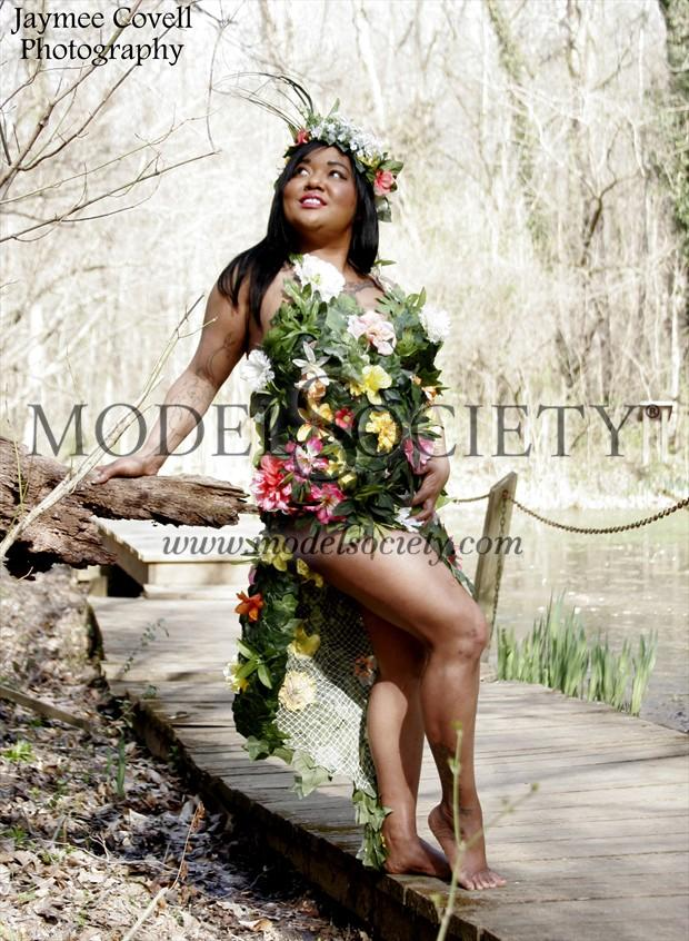 BEAUTY OF MOTHER NATURE Nature Photo by Model Contonia Wright