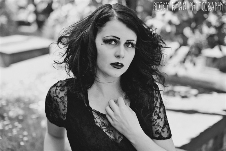 BECKY RYAN PHOTOGRAPHY Close Up Photo by Model Chelle