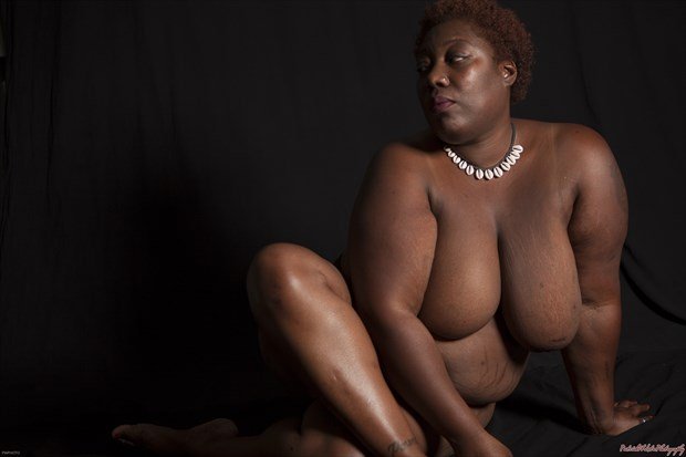 BLACK FEMALE NUDE 4 Artistic Nude Photo by Photographer PWPhoto