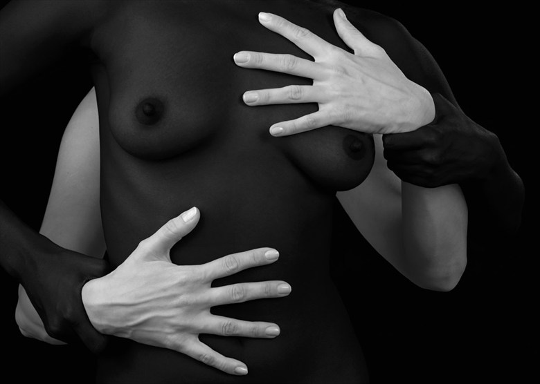 BW 005 Artistic Nude Photo by Photographer LeoReinfeld