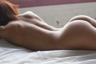 Back Artistic Nude Photo by Model chloemodel21