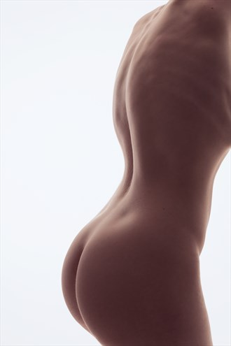 Back Artistic Nude Photo by Photographer Klompie