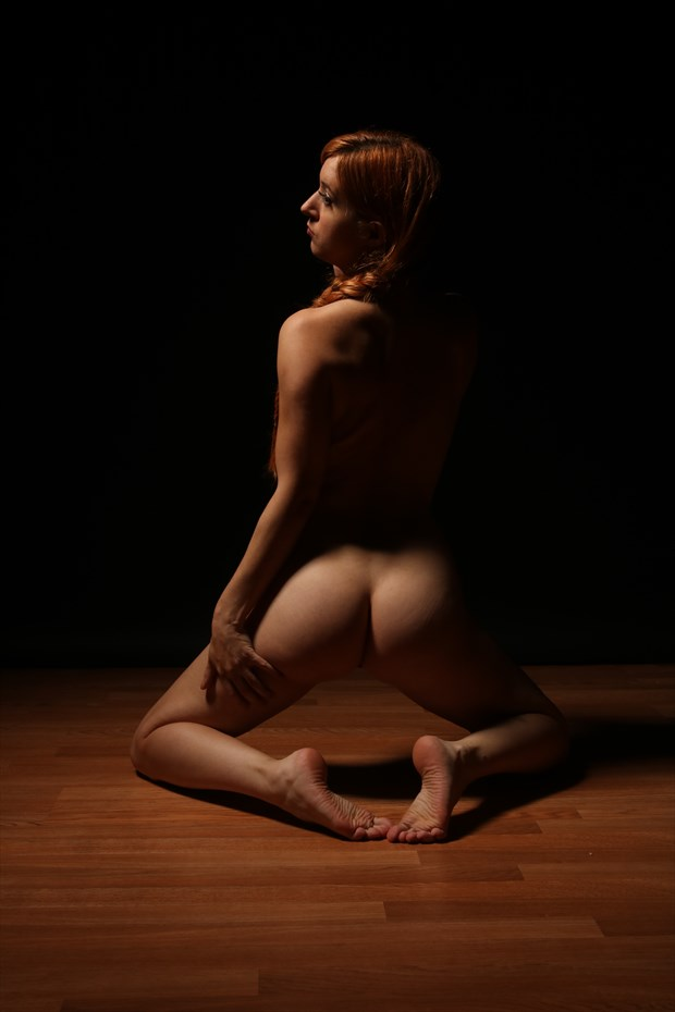 Back Artistic Nude Photo by Photographer Neil Jacobson