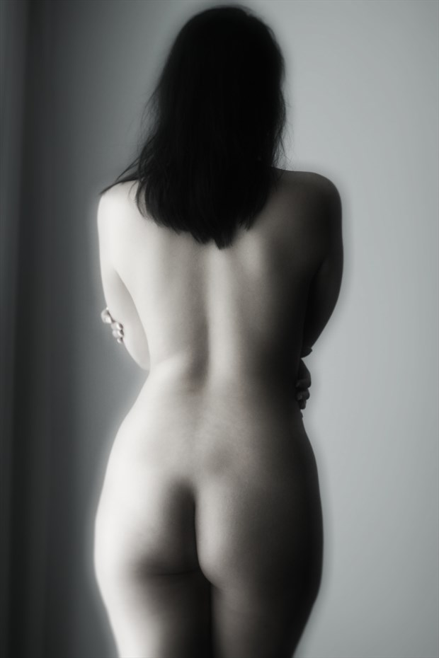 Back Artistic Nude Photo by Photographer dvan