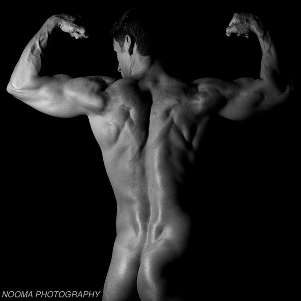 Back Muscle Artistic Nude Photo by Photographer Nooma Photography