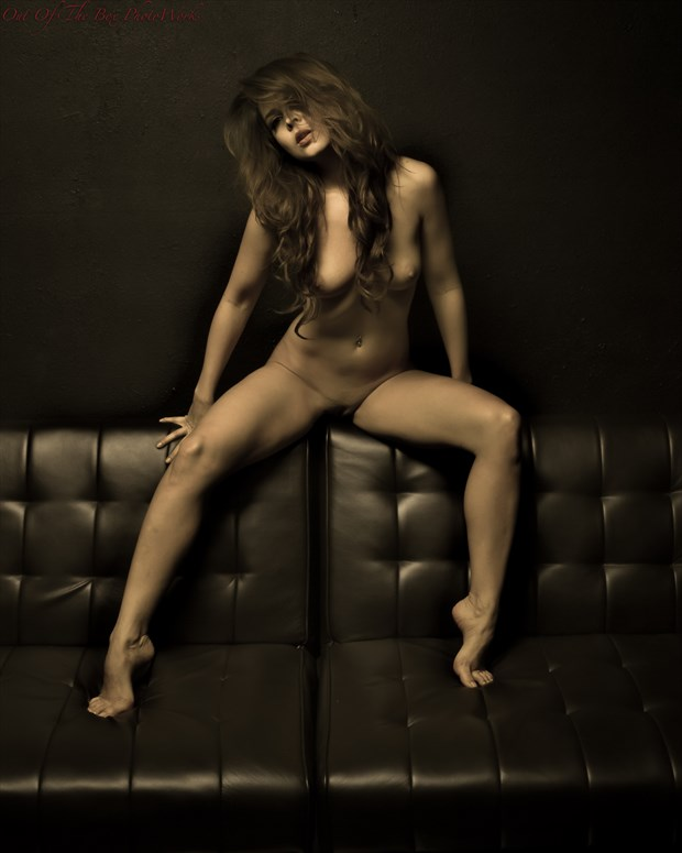 Back on the Couch Artistic Nude Photo by Photographer Miller Box Photo