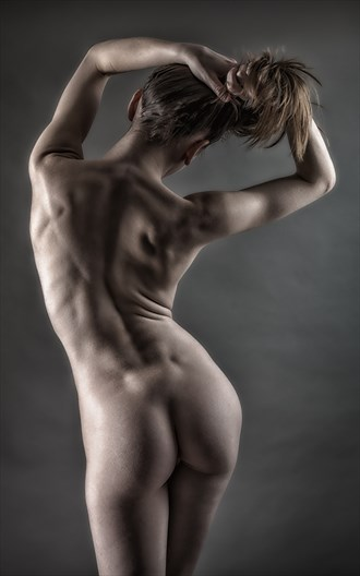 Back to the Future Artistic Nude Photo by Photographer rick jolson