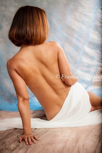 Back1 Artistic Nude Photo by Model YasminArte