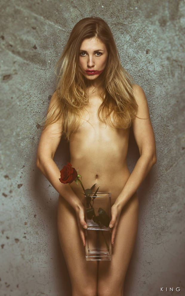 Bad Valentine Artistic Nude Photo by Photographer Terry King