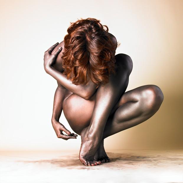 Balance Artistic Nude Photo by Photographer Lumin
