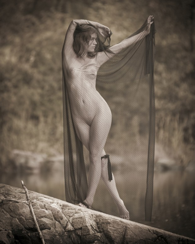 Banish Artistic Nude Photo by Model Arshae Morningstar