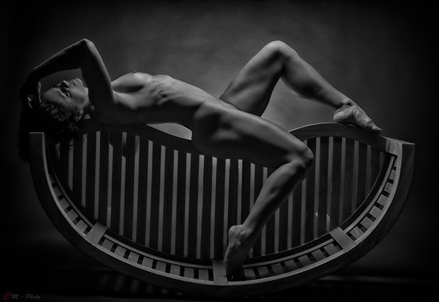 Banking Artistic Nude Artwork by Photographer CM Photo