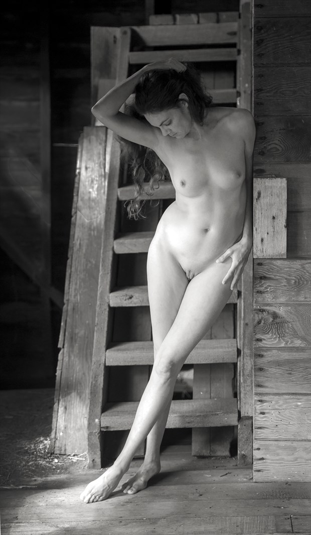 Barn Find Figure Study Photo by Photographer Eric Lowenberg