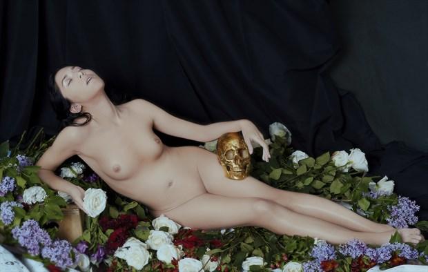 Baroque Artistic Nude Photo by Model IDiivil