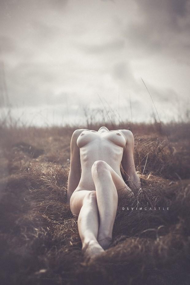 Barren.  Artistic Nude Photo by Model BellaB33