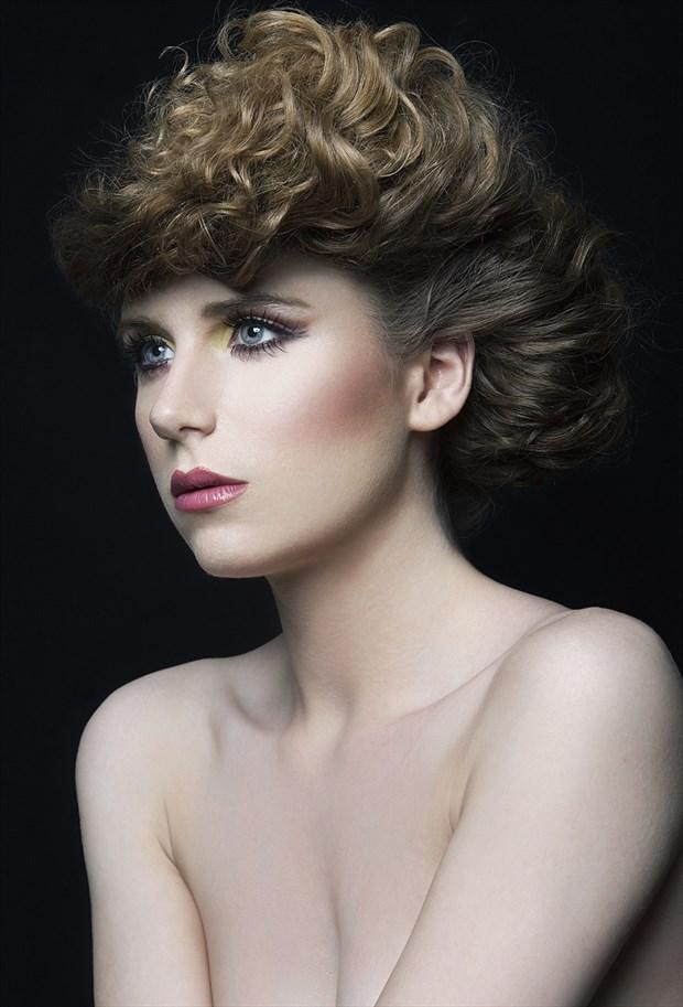 Barry Druxman, LA Studio Lighting Photo by Model Jen Somerfield